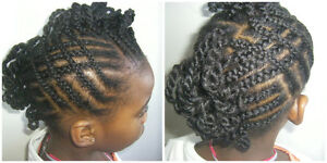 Cornrows and twists using your natural hair London Ontario image 2