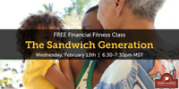 The Sandwich Generation - FREE Financial Class, Medicine Hat