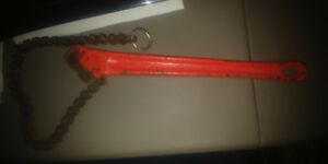 Ridgid Chain Wrench #C-14