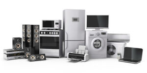 Free New Home Appliances  - Moving Sale Brampton