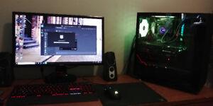 Custom gaming computer