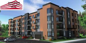 Superbe condo 4 1/2 - 1 juillet - Longueuil - Construction neuve