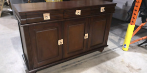 Nouveau, New Buffet , Cabinet Solid Wood