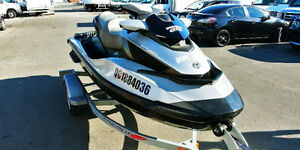 Mint 2009 Seadoo GTX255 Supercharged with Trailer
