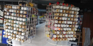 Deco Art and Ceramcoat paints