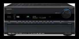 Onkyo 7.1-Channel Home Theatre Receiver TX-SR875 A/V surround sound receiver