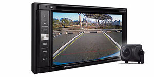 "Pioneer AVIC-6201NEX In-Dash 6.2"" DVD Receiver With Navigation"