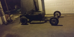 T Bucket hot rod project 1923 1925 ford