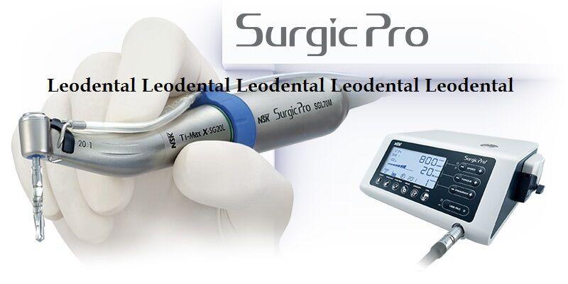 Nsk Implant Motor Surgic System, Surgic Pro Non-optic.. 100% Genuine Nsk (japan)