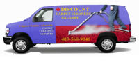 DISCOUNT CARPET CLEANERS - 1 BEDROOM INCLUDE LIVING ROOM $65.00