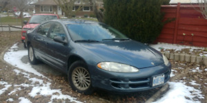 2002 Chrysler Intrepid 125k certified and etested