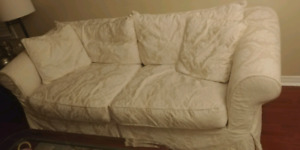 High end three seater couch