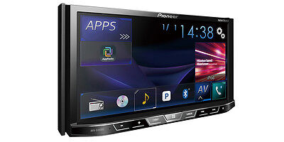 "Pioneer AVH-X490BS 7"" DVD Receiver w/ Built in Bluetooth AVHX490BS"