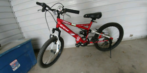 Child's Bike - 20 inch wheels