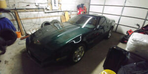 1990 CORVETTE MINT CONDITION SELL $10,000 OR TRADE FOR ??