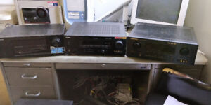 A/V Receivers for Sale
