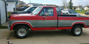 1986 Ford F150 2wd