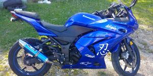 2009 Kawasaki 250cc Ninja