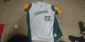 Cougars jersey 2XL mens