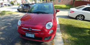 2013 Fiat 500 Sport (certified and etested)