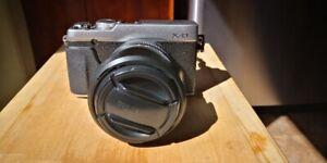 Fujifilm XE-1 camera with or without lens