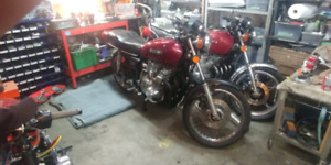 Looking for old abandoned suzuki gs
