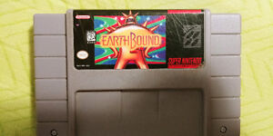 Snes earthbound case only
