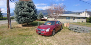 2008 Ford Fusion Sel Other