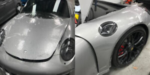 Ceramic Coating, Paint Protection Film , Window Tinting