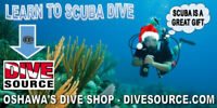Scuba Course - Oshawa - Learn to Dive