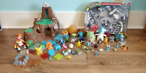Lot of Pokemon Figurines