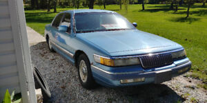 1994 Mercury Grand Marquis Sedan