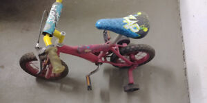 Kid's bicycle for free