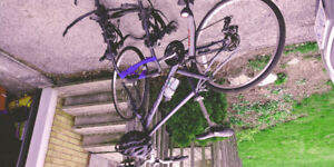 Bicycle and accessories for sale