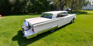 1959 Ford Fairlane Galaxie OPEN TO CLASSIC TRADES
