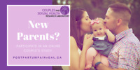 Seeking New Parents to Participate in Postpartum Couples Study