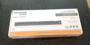 Switch 16 ports NETGEAR GS116  NEUF et GARANTIE