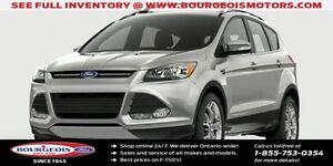 2015 Ford Escape SE 4WD 1.6L EcoBoost
