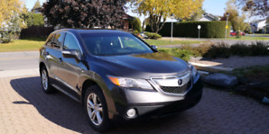 Acura RDX Technical package
