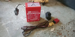 Power Wheels 6v Battery & Charger