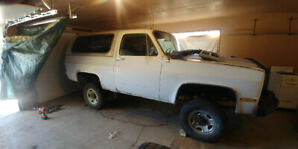 1984 GMC Jimmy K5  !!!  SOLD FOR ASKING PRICE  !!!
