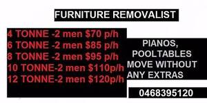 BUDGET MOVERS-BEST SERVICE FOR A CHEAP PRICE Frankston Frankston Area Preview