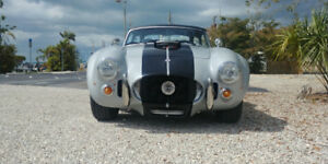 AC COBRA SHELBY 1966
