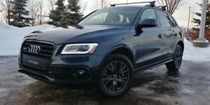 2017 Audi SQ5 3.0T Technik Quattro 8sp Tip (Sold Order Only)
