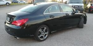 2014 Mercedes CLA 4matic New Price need to move