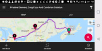 Rideshare between Halifax NS, to Toronto and in between