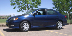 2005 Toyota Corolla Certified and E-Tested