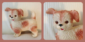 Woofie an Edward Mobley Design Rubber Squeaky circa 1950's