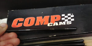 Comp Cams 8402-16 Pushrods SBC Hydraulic Roller