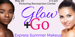 GLOW   GO! Express Summer Makeup